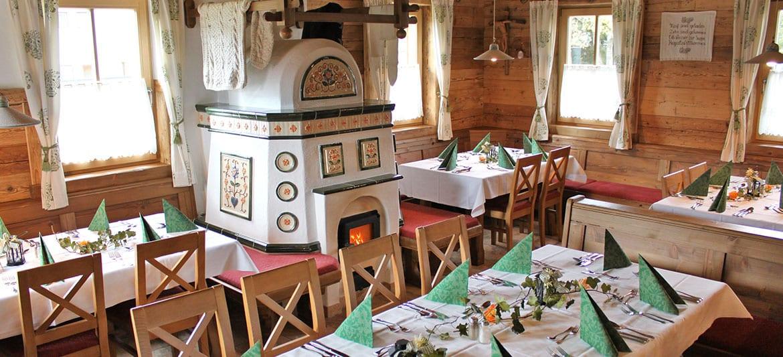Restaurant in Altenmarkt - Gasthaus Krallinger