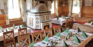 Festliche Anlässe Restaurant Altenmarkt - Gasthaus Krallinger