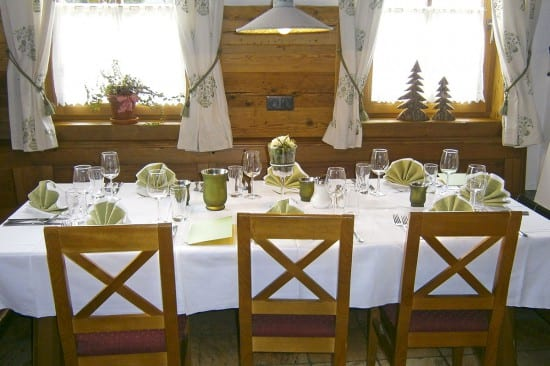 Gasthaus Krallinger - Restaurant - Altenmarkt - Feste & Feiern