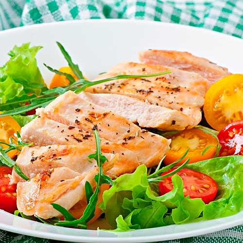 Gasthaus Krallinger - Altenmarkt - Salzburger Land - Fitness-Salat