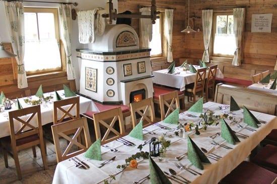 Gasthaus Krallinger - Platz bis zu 60 Personen