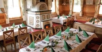 Krallinger Dorfalm - Gasthaus - Altenmarkt - Salzburger Land