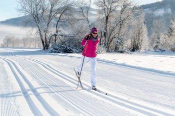 Langlaufen - Winterurlaub in Altenmarkt im Pongau