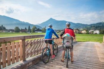Radfahren - Sommerurlaub in Altenmarkt im Pongau